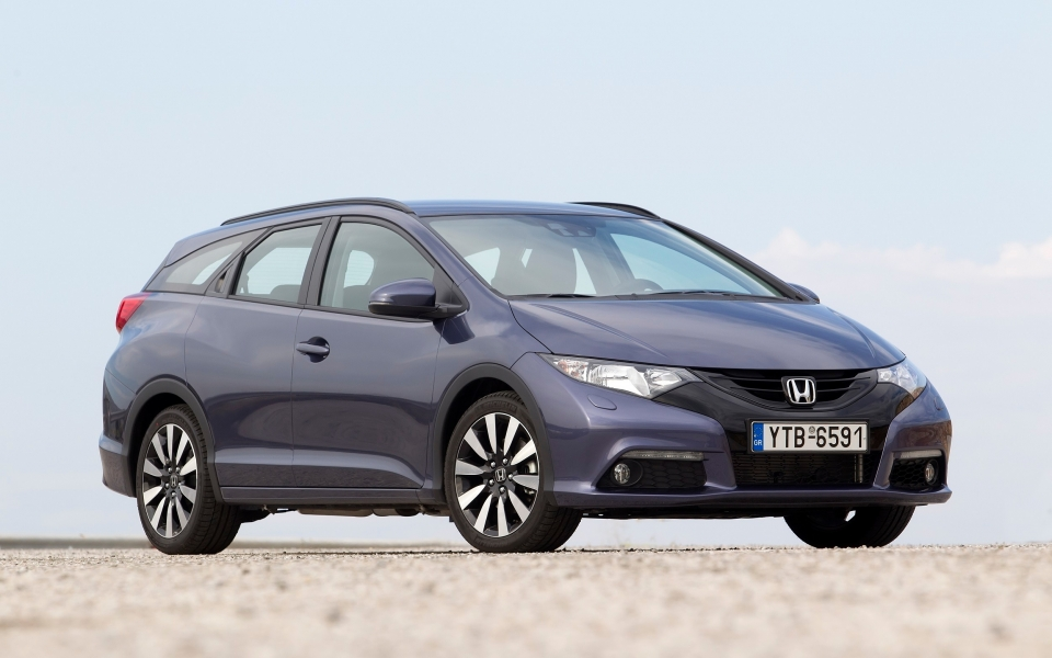 HONDA CIVIC TOURER(19)