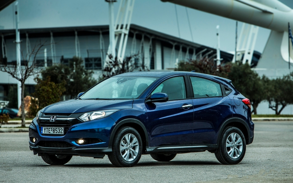 Honda HR-V Static (45)